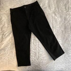 Calvin Klein Jeans | Black Cropped Jeans | Size 33
